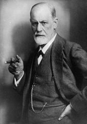 Sigmund Freud Smoking